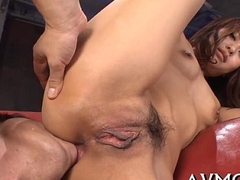Horny mother i'_d like to fuck gets three-some