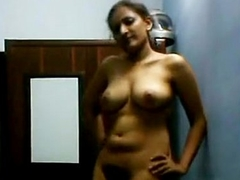 Indian Amateur 36c Interior Exposed