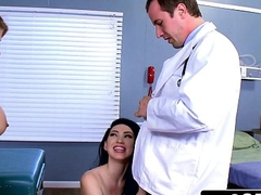 Doctor &amp_ Nurse Take A Fucking Break - Aria Alexander &amp_ Sofia Valletta