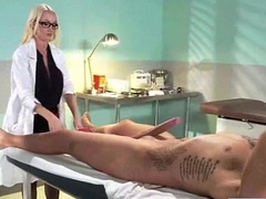 Superb Horny Covering (madison scott) Get Sexual connection Treat From Doctor video-21