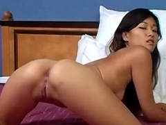 Hot asian ass. JOI talking dirty