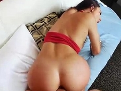 Gentleman offers young Crystal Rae some dick