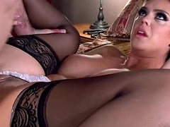 Lovely Housewife (alison tyler) Like Cheating Sex On Cam video-04