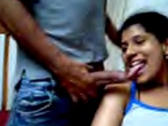 amateur indian  couple real floozy           www.oopscams.com