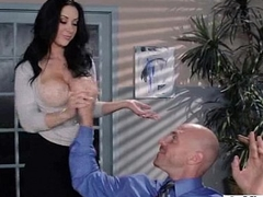 Hard Sex On Cam In Office With Big Juggs Gorgeous Unreserved (jayden jaymes) clip-19
