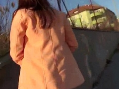 Public Pickup Girl Fucked For Cash In The Street 11