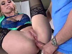 (christie stevens) Patient And Doctor In Hardcore Sex Adventures vid-09
