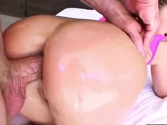 (london keyes) Big Wet Hot Ass Girl Like Deep Anal invasion Intercorse vid-20