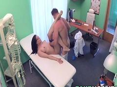 Sexy Babe Orgasms Mainly Doctors Cock - Dolly Diore