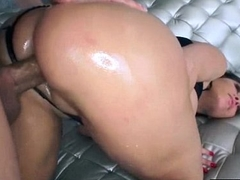 (aleksa nicole) Superb Girl With Huge Oiled Bed basically Take It Deep In Will not hear of Bore vid-01